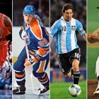 """""""Speed is the fundamental component of sports."""" Tim Layden breaks down some of the world's all-time greatest athletes and how speed affects every sport."""