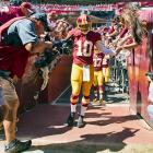 Washington D.C. already has one confident, self-assured black man that has become a city and national icon. Now that Robert Griffin III has arrived, there might need to be room made next to president Barack Obama. S.L. Price explores the mystique that Griffin has brought to Washington just three games into the 2012 season, and why this quarterback just may be the savior that an increasingly frustrated fan fanbase needs.