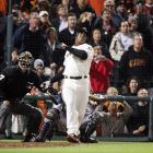 Barry Bonds once hit 7 homers in a week at AT&T Park. No #Giantshas hit that many there all YEAR.