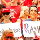 Warming up for their big bare-knuckled debate, the presidential candidates displayed their difference of opinion on who should be the next Secretary of Defense: linebacker Alec Ogletree or free safety Bacarri Rambo. Meanwhile, the Bulldogs survived a 51-44 shootout with Tennessee at Sanford Stadium in Athens.