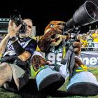 Welcome to another college football edition of  Did You See That? , the gallery that showcases work by only the most accomplished sports photographers, such as the Baylor Bears mascot.