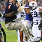 """Will Muschamp is nicknamed """"Coach Boom"""" after his profanity-laced shouting was caught on live TV while he was defensive coordinator at Auburn in 2007."""