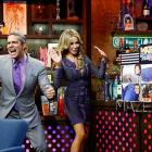Andy Cohen and Lisa Hochstein get behind the program.
