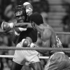 Classic Photos of Evander Holyfield