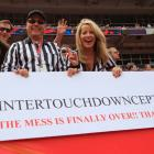 """NFL fans may have complained about the replacement refs, but they'll miss the rare """"Intertouchdownception"""" call."""