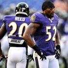 Ray Lewis, Ed Reed, Haloti Ngata and the rest of the Ravens are licking their chops at the prospect of lining up against a Chiefs offense that ranks among the five-worst teams in sacks allowed, interceptions thrown and fumbles lost.