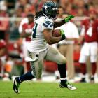 Looking for consistency? Try Lynch, who is averaging 23 carries and 105.8 rushing yards per game thus far and has not produced fewer than 85 yards yet. His Week 5 opponent, meanwhile, is giving up an average of 134.8 yards per game. The Panthers have allowed at least 95 yards to every opponent's top rusher so far this season.