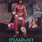 """Gastineau stars as """"Markan the Barbarian"""" in this famous '80s poster."""