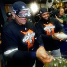 The Tigers completed a convincing four-game sweep of the Yankees with an 8-1 pounding of New York in Game 4. Miguel Cabrera homered and Jhonny Peralta added two of his own for Detroit, which never trailed in the ALCS en route to its 11th American League pennant.