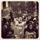 Crazy Giants fans.