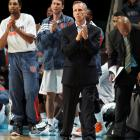 Mike Dunlap has not held a head coaching position since he manned the helm at Metro State University in 2006. Since then he has held assistant coaching positions in the NBA with the Denver Nuggets and in the NCAA at Arizona, Oregon and -- most recently -- St. John's. Dunlap has a tough task ahead of him, as the Bobcats held an embarrassing 7-59 record last year.
