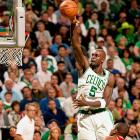 Garnett found a second gear at the 5 last season, averaging 16.8 points, 8.7 rebounds and 1.2 blocks while playing center. With Brandon Bass firmly entrenched at the 4, expect to see Garnett in the middle a lot this season.