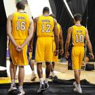 With Dwight Howard expected to miss most, if not all of the preseason, this game won't be the  real  debut of the new-look Lakers, but it'll still be worth watching. Coach Mike Brown has spent the offseason finding ways to integrate Steve Nash into the offense, and we'll get a peek of that offensive philosophy when the Lakers take on the Warriors.