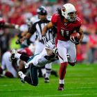 The Cardinals host their first ever NFC Championship game and defeat the Philadelphia Eagles 32-25. The Cardinals became the second team in NFL history, and the first one in 29 years, to advance to the Super Bowl with a 9-7 record.