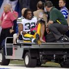 Thanks to a new NFL rule that went into effect this season, teams can now designate one player to return to the roster from what amounts to an injured reserve list. Here's a look at the players who have been tagged so far, beginning with Benson.  The Green Bay running back was placed on the Designated for Return list on Oct. 10 with a foot injury, meaning that he will be unable to play until at least Week 14.