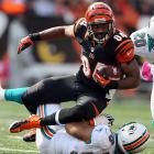 The good news for the Browns defense is the return of Joe Haden, who is back from suspension. The bad news is that Cleveland doesn't have enough defensive backs to cover all of the options Andy Dalton has at his disposal, including Gresham, who has at least five grabs in each of his last three games.