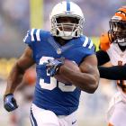 Averaging 97.5 yards per game this season, the Colts' rushing attack hasn't been anything to write home about, and Ballard's 2.0 yards per carry average ranks among the NFL's lowest. But it's a league of opportunity, and with starter Donald Brown likely shelved until November with torn knee cartilage, Ballard will get a crack at running through a Jets defense that's allowed a staggering 172.4 rushing yards per game, including at least one running touchdown in each game thus far.