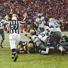The Packers and Cowboys compete in the legendary