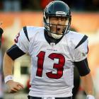 Third-string quarterback T.J. Yates helps rally Houston to a 20-19 win over Cincinnati and clinch the Texans' first division title. Yates throws for 300 yards and two touchdowns, including a 6-yard pass to Kevin Walter with only two seconds left.