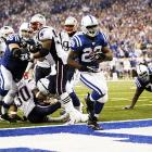 In what is widely considered one of the greatest games of the decade, the Colts rally from a 21-3 halftime deficit to knock off the New England Patriots and advance to their first Super Bowl with manning at the helm. All with an injured thumb, Manning commandeered an incredible second half that was capped by a Joseph Addai touchdown run with one minute left in the contest.