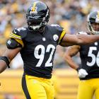 Although Harrison is still a mainstay in the Steelers' defense, the fact remains that he is 34 and has a $10.035 million cap number. With Pittsburgh expected to have cap problems in 2013, Harrison and the Steelers may soon be parting ways.