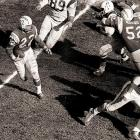 Running back Keith Lincoln totals 329 yards of offense and quarterbacks Tobin Rote and John Hadl combine for three TD passes as coach Sid Gillman's offense explodes for 610 yards in a 51-10 pasting of the Boston Patriots for the 1963 AFL championship. In that pre-Super Bowl era, fans wonder if the Chargers could have handled the NFL champion Bears.