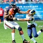Stiff-Arming in the NFL