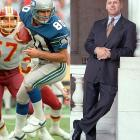 He has proven to be a winner on and off the field. Largent was the NFL's all-time leading receiver with the Seahawks (his records have since been broken by Jerry Rice) and then went on to a prosperous career in politics. He was elected to serve in Congress as a representative from Oklahoma in 1994, and he was narrowly defeated in a bid to become the state's governor in 2002.