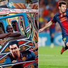FC Barcelona has grown from a soccer club to a way of life. With Lionel Messi at the helm and all sorts of international support, Barcelona is, as Grant Wahl explains, the world's team.