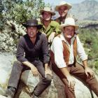 The nation's No. 1 television show in 1967 was  Bonanza  (pictured) followed by  The Red Skelton Hour, The Andy Griffith Show  and  The Lucy Show .  The Carol Burnett Show  also debuted in that year while  Gilligan's Island  aired its final episode.