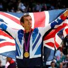 It may not have been the Championship at Wimbledon, but it was still at Wimbledon. By winning the gold medal in the men's singles competition, Andy Murray became the first Briton to win at Wimbledon since 1908. Murray followed up his London win by earning his first Grand Slam title in the U.S. Open.