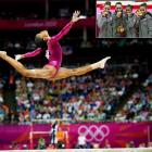 Gymnast Gabby Douglas became one of the breakout stars this summer in London. After winning the individual all-around gold, Douglas and the rest of the Fierce Five became the first U.S. women's gymnastics team to win gold since 1996.