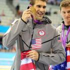 No Olympian, living or dead, has had more medals than Michael Phelps. Phelps broke the record of 18 career medals early in the Games and went on to finish his career with a 22-medal haul. Eighteen of them are gold.