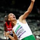 """Algerian runner Taoufik Makhloufi lackadaisically jogged the men's 800-meter race at the Olympics, claiming he had a knee injury; although many suspected that he was saving his energy for the upcoming 1500-meter race. Makhloufi was withdrawn from the 1500 by the IOC, but eventually reinstated, going on to win gold by 0.71 of a second. Imagine how much faster he would have been if he hadn't had to struggle through that pesky """"knee injury."""""""