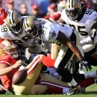 The Saints were anything but saintly from 2009-11. News broke in March of this year that defensive coordinator Gregg Williams had established a bounty program that rewarded players for injuring their opponents. More than two dozen players were implicated in the scandal. Four players were suspended including linebacker Jonathan Vilma, who has been suspended for the 2012 season. Head coach Sean Payton was suspended for the season too, while Williams was suspended indefinitely.