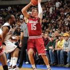 Clarke, a senior transfer from Arkansas who sat out the 2011-12 season, is the nation's most deadly high-volume shooter. He was the primary focus of SEC defenses in his final two years with the Razorbacks, yet managed to make more than 40 percent of his threes while taking 200-plus attempts.