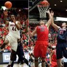 Hill was an all Pac-10 small forward last season, and he's being joined by three of the best freshman bigs in the Class of 2012: Tarczewski, a 7-foot center; Jerrett, a 6-11 power forward with shooting range; and Ashley, a 6-8 hybrid forward with loads of scoring potential.