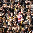 The elusive Waldo was spotted in the stands at Kinnick Stadium where victory proved elusive for the Hawkeyes, who fell to Purdue, 27-24.