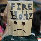 Just not a fan of head coach Skip Holtz, which probably has something to do with little things like 40-9 losses to Miami.