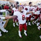 After busting out for a career-high 351 yards and a mere seven touchdowns in a 63-32 win over Army, the Temple running back busted out in song (his school's alma mater) at West Point, N.Y.