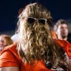 The Cowboys' 59-21 win over Texas Tech at Boone Pickens Stadium was a hairy affair indeed.