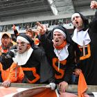 Nun can deny that college football is endowed with religious fervor even when the Beavers cough up the 116th Civil War game to the Oregon Ducks by the ungodly score of 48-24.