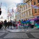 We hate to burst your bubble, especially here at the Old Town Square in Prague, but we've come to the end of this week's gallery.