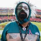 A man of immense dignity suffers his team's 31-6 loss to the Redskins at FedEx Field with the requisite stoicism.