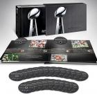 This is no ordinary DVD box set. Packaged like a book, this 23-disc set contains over 45 hours of Super Bowl footage and bonus content. This collection is sure to satisfy any NFL fan and keep them occupied until Super Bowl XLVII rolls around. $250 at   nflshop.com