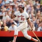 """<italics>Details: The Reds traded Frank Robinson to the Orioles for Milt Pappas, Jack Baldschun and Dick Simpson.</italics> The historically lopsided deal saw a Cincinnati legend leave town at the age of 30 (""""an old 30"""" according to Reds owner Bill DeWitt) for three players that never had a significant impact in Cincinnati. Robinson won the Triple Crown, American League MVP and World Series MVP in his first season as an Oriole. He would also be named to six more All-Star teams in Baltimore and win the All-Star Game MVP award."""