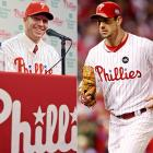 <italics>Details: Roy Halladay, Phillippe Aumont, Tyson Gillies, J.C. Ramirez and cash to the Phillies; Cliff Lee to the Mariners; Travis d'Arnaud, Kyle Drabek and Brett Wallace to the Blue Jays; Michael Taylor to the A's.</italics> Two Cy Young winners were traded on the same day for the first time ever when the Phillies acquired Halladay (2003 AL) from the Blue Jays and the Mariners obtained postseason hero Lee (2008 AL) from Philadelphia. Halladay immediately agreed to a three-year, $60 million extension through 2013 then went out and won the Cy Young in 2010, pitching a perfect game against the Marlins and no-hit the Reds in the second ever playoff no-hitter.