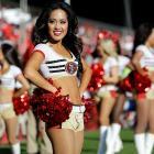 NFL Cheerleaders: Week 10