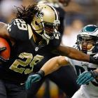 Seeing action for the first time this season, Ivory looked like the best back on the field for the Saints, driving his way through the Eagles for 48 yards and a score. The most rugged back in the timeshare with Pierre Thomas and Mark Ingram should deliver more smash-mouth running against the Falcons, who have allowed eight rushing touchdowns this season, seven of which came from within five yards.