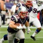 The diminutive Woodhead took the Bills to the woodshed last week, scoring on the ground and through the air. With Brandon Bolden suspended and Shane Vereen coming off a six-touch game, Woodhead will be a wise flex play this week against a Colts defense that yields more than 20 points to running backs every week.